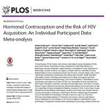 hormonal contraception Morrison
