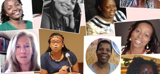 ECHO Global Community Advisory Group (GCAG) Members