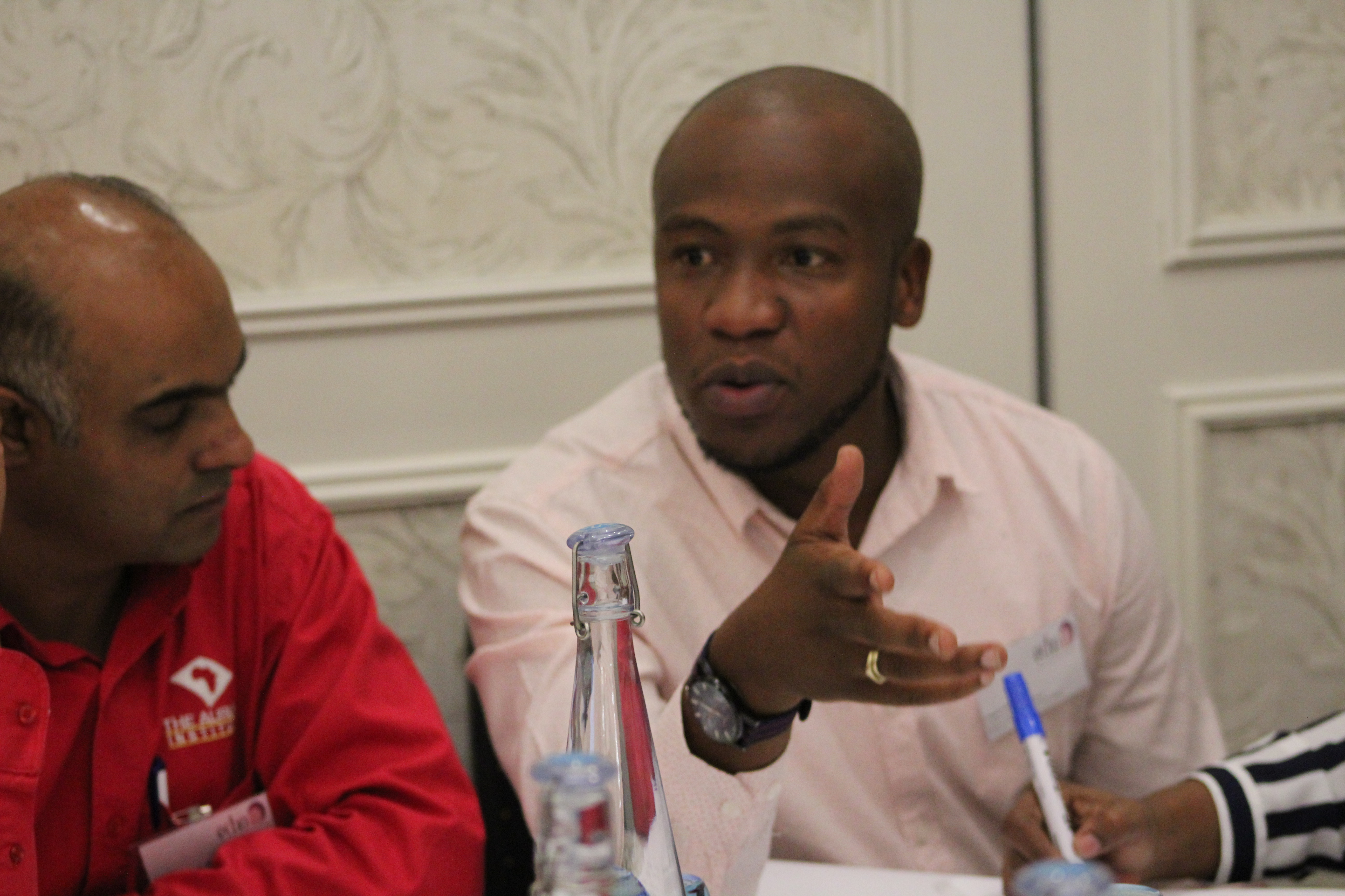 Thulani Mazibuko, Qhakaza Mbokodo (QM) Research Clinic, Ladysmith