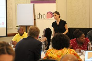 Debora Baron, ECHO Studty GPP Lead