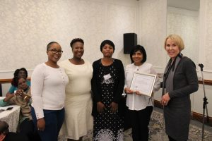 Emavundleni Research Centre Team receives award
