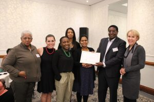 Wits RHI Team receives award
