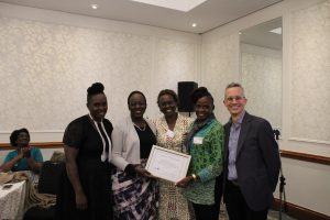 KEMRI, Kenya Team receives award